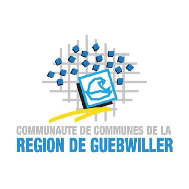Logo de la Communauté de Communes de la Région de Guebwiller