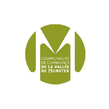 Logo de la Communauté de Communes de la Vallée de Munster